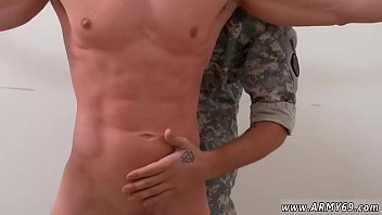 Gay army blowjob gif Extra Training for the Newbies