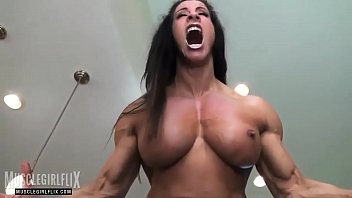 Enorme Female Bodybuilder Transformation