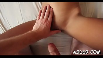 Tight thai playgirl fondles herself