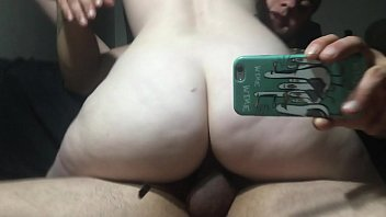 Sexy homemade of my girl riding my cock