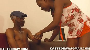 Old naija man got some hard cock after taking SPB he blasted this young girl pussy
