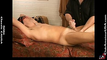 The two finger prostate massage put Xander into the stratosphere