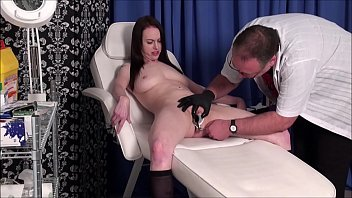 Emily Sharpe in kinky hospital kink with pain games and pussy sex toys