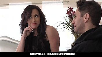 SheWillCheat - Horny MILF Fucks Husbands Friend