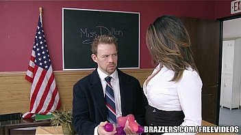 Brazzers - Sex education with...