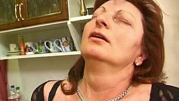 dirty hungarian granny fucked hard