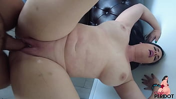 Big White Cock Drills Huge Ass PAWG