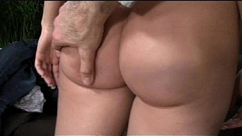 Love Creampie Impossibly tight pussy stretches to take fat cock in casting
