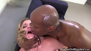 Rough Interracial Anal PMV - Choking, Slapping, Spanking