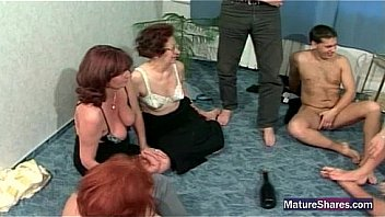 Old Sluts Young Dicks Spin The Bottle