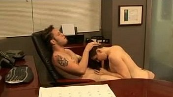 asian school girl gets a taste of the cock Video - Bunch of school members fucking in the office Thumbnail