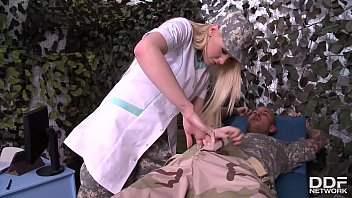 Lola Taylor Has Hardcore Anal Sex With Soldier Leading To Incredible Gapes thumbnail