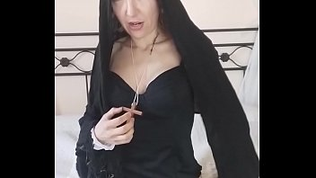 Watch she is a beautiful nun, but she does not seem too religious. sister chantal is only devoted to fucking preview