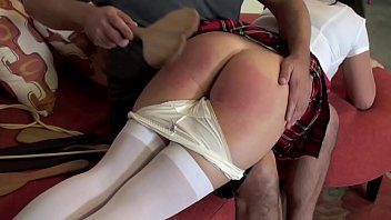 Schoolgirl Punished to Tears Thumbnail