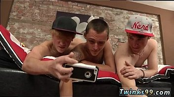 Gay porn men gifs Cheating Boys Threesome!