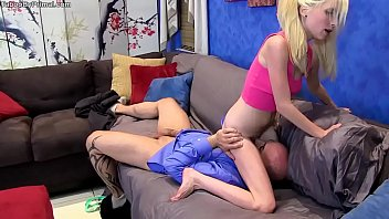 Watch Tiny_blonde_Piper_Perri_fucking_on_sofa preview