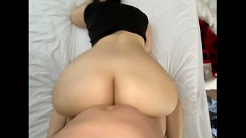 big white booty pounded