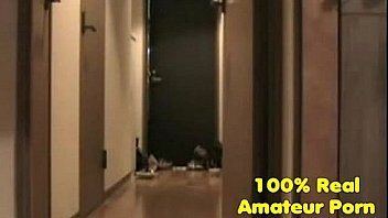 Watch Japanese wife flashing delivery guy preview