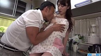 Ryouka Shinoda amazing with blowjob before a good fuck