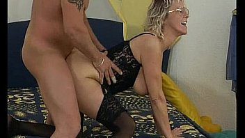 Nasty mature woman gets fucked hard from