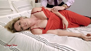 Cory Chase in Secret MILF Napping Sex Party