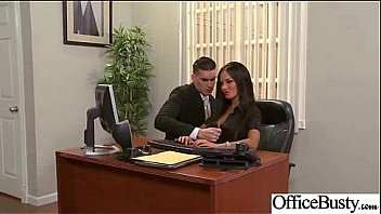 Hard Sex In Office With...