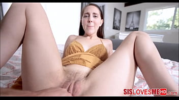 Cute Virgin Horny Young Step Sister Gets Finger Orgasm From Stepbrother