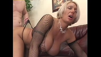 There's nothing sexier than a MILF with big boobs