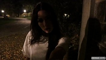 Watch A SHAIDEN STORY - The Girl In White | Halloween Themed Horror Porn Video - German Amateur Demon Girl Shaiden Rogue Sucks On A Big Cock And Receives Oral Creampie preview