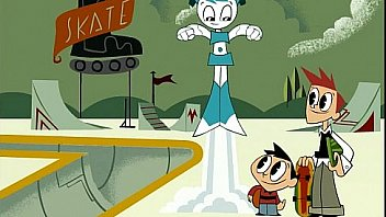 Teenage robot by Zone