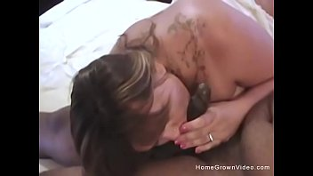 Fat wife cheating big black cock not