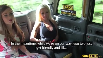 pervy taxi driver john fucks barbie and honours wet pussies on his