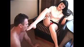 Femdom trample and foot worship and foot domination of hot mistresses and footslaves