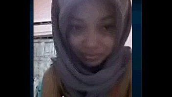 Something and Malaysian hijab girl sexy blowjob