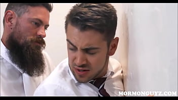 Young Mormon Boy Hard Fuck