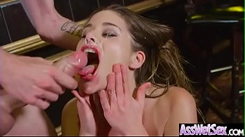 Hot Oiled Girl (Cathy Heaven) With Huge Ass Enjoy Anal Sex vid-15