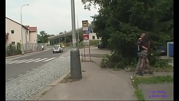 Take a young whore to fuck under a bridge in a public park
