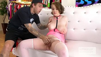 Watch Thick teen babe Anna Blaze gets fucked hard by guy she met online preview