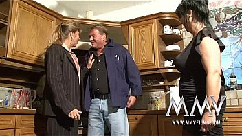 MMV Films Two mature wifes sharing a cock Thumbnail