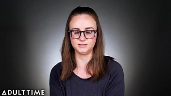 Hottie in Glasses Expresses Herself With Toys & Masturbation
