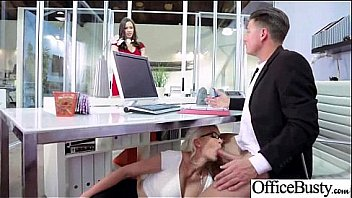 Hard Style Sex In Office...