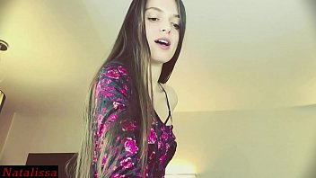 I Want To Be The First Girl You Fuck And Creampie - Natalissa