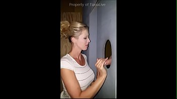 Glory hole wife clips quite good