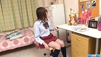 YoungRino Mizusawa gets nasty with two tasty dongs
