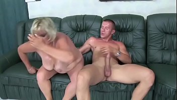 Watch Slutty Gyulane gets her hairy pussy fucked by young dude preview