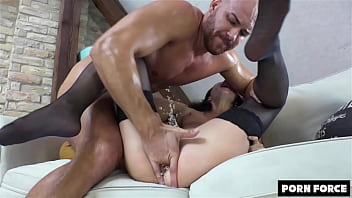 Shredded Guy Fucks Her Brains Out Multiple Squirting Orgasms!