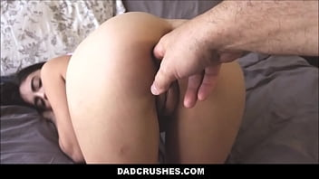 Watch Masturbating Sexy Spanish Stepdaughter Michelle_Martinez Caught By Her Horny Dad preview