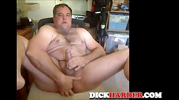 Older Daddies Jerk For You - DICKHARDER.com