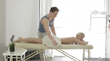 Watch Jesis Gold in a very erotic and sexy massage sex scene preview