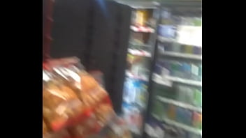 Sex Ebony Ass In Jeans In Checkout